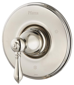 Pfister Marielle™ Valve Trim Only with Single Lever Handle in Polished Chrome PR891MB