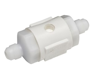 Apollo Conbraco 4C-100 Series 3/8 in. Noryl®, Polysulfone and Viton® MNPT 150 psig Backflow Preventer A4C10201