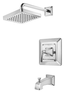 Pfister Park Avenue™ Single Handle Single Function Bathtub & Shower Faucet in Polished Chrome (Trim Only) PG898FEC