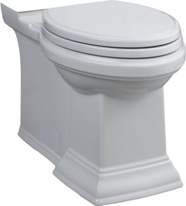 American Standard Town Square® Elongated Toilet Bowl in White A3071000