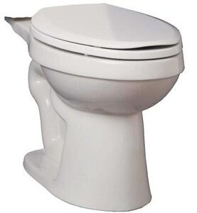 PROFLO® Edgehill 1.28 gpf Round Toilet Bowl in White PF9400WH