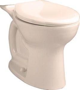 American Standard Cadet® Pro™ 1.28 gpf Elongated Toilet Bowl in Bone A3517A101021