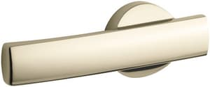Kohler Wellworth® Highline® Left-Hand Trip Lever in Vibrant French Gold K9379-AF