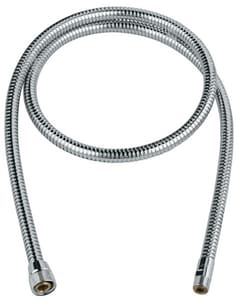 Grohe Ladylux Pull Out Spray Repair Hose Polished Chrome 46174000 Ferguson