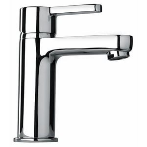 Fortis Brera 1-Hole Lavatory Faucet with Single Lever Handle in Polished Chrome F9221100PC