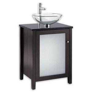 American Standard Cardiff™ 24 in. Bathroom Vanity in Espresso A9445024339