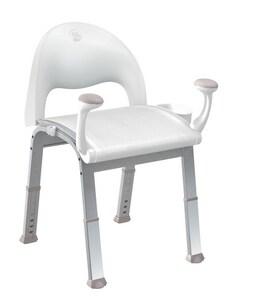 Moen Home Care® Shower Seat in Glacier MDN7100