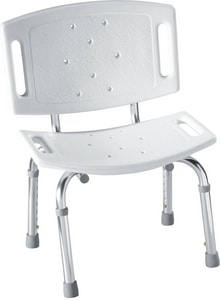 Moen Home Care® Shower Seat in White MDN7030