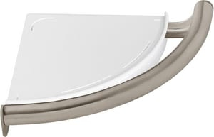 Delta Faucet Decor Assist™ 9-1/8 in. Other Shower Shelf in Stainless D41516SS
