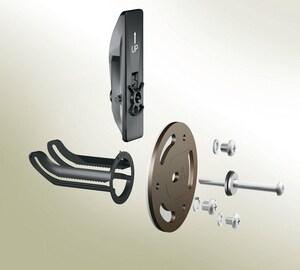 Moen SecureMount Grab Bar Anchors in Old World Bronze MSMA1000OWB