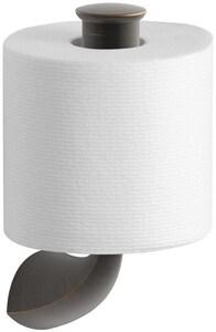 KOHLER Alteo® Wall Mount Toilet Tissue Holder in Oil Rubbed Bronze K37056-2BZ