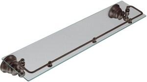 Moen Waterhill™ 22-3/4 in. Glass Shelf with Pivoting Rail in Oil Rubbed Bronze CSIYB9899ORB