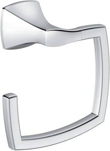 Moen Voss™ Rectangular Open Towel Ring in Oil Rubbed Bronze MYB5186ORB