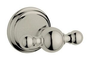 GROHE® Geneva™ Robe Hook in Polished Nickel G40155BE0