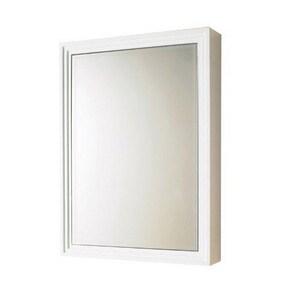 DECOLAV® Medium Cabinet White D9730WH