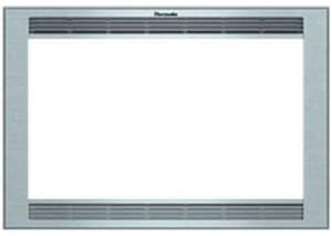 28-7/16 in. Microwave Trim Kit in Stainless Steel TMCT30JS