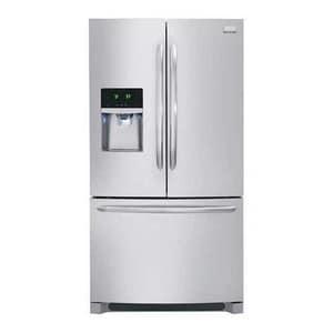 Frigidaire 27.8 CF French Door Refrigerator in Stainless Steel FFGHB2866P
