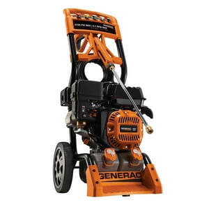 Generac Power Systems 38 in. 3100 psi Pressure Washer G65900 at Pollardwater