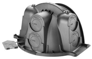 Infiltrator Systems Quick4™ 16 in. High Capacity Quick End Cap Chamber IQ4HCEC