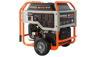 Generac Power Systems 10000W Portable Generator with Electric Start GEN5802