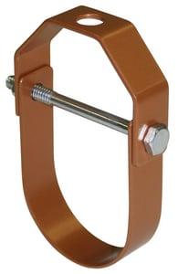 FNW 1-1/4 in. Epoxy Copper Adjustable Standard Clevis Hanger FNW7008EC