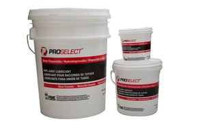 PROSELECT® 5 gal All Purpose Pipe Joint Lubricant PSLUBXL5G at Pollardwater