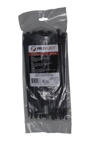 PROSELECT® 7-1/2 in. Cable Ties 100 Pack PSCTB