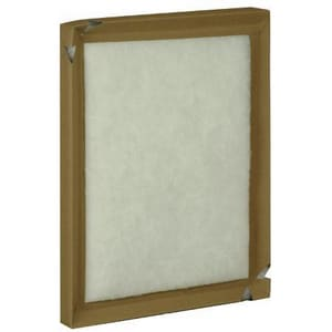 Clarcor Air Filtration Products 20 x 20 x 2 in. Polyester Air Filter C2P202