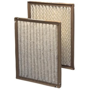 Purolator Mono Pleat 20 x 25 x 1 in. Air Filter Synthetic Fiber CMP20251