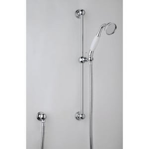 ROHL® Perrin & Rowe® Sliding Rail in Polished Chrome RU5540APC