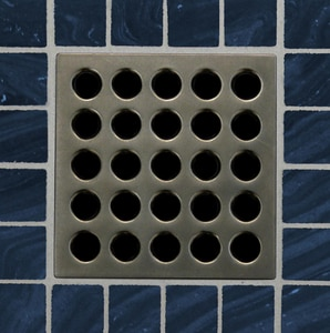 Ebbe America Antique Pewter Grate EE4405