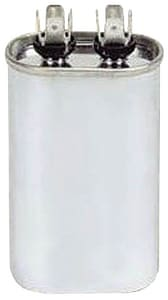 Service First 6mfd 370V Oval Run Capacitor (Less Resistor) SCPT00276