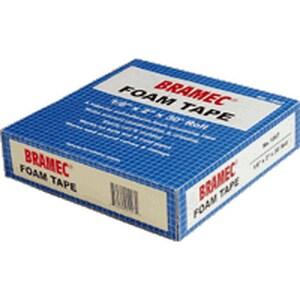 Bramec Corporation 30 ft. x 1/8 x 2 in. Foam Tape BRA1007