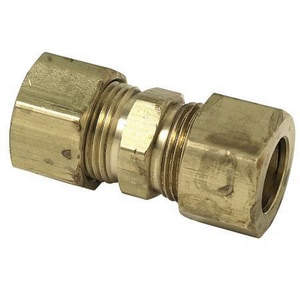 Brass Craft 3/16 in. Compression 300# Brass Union B623
