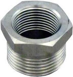 2 x 3/4 in. Threaded 150# 316 Stainless Steel Bushing DS6TBSP114KF