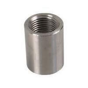 1/4 in. Threaded 150# 316 Stainless Steel Coupling DS6BSTCSP114B
