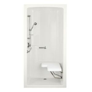 KOHLER Freewill® 45 x 37-1/4 x 84 in. Alcove Shower Unit in White K12100-C-0