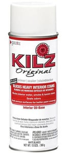 Master Chemical Kilz® Primer Sealer Aerosol in White M10004