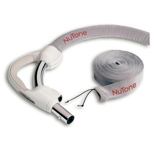 Broan Nutone 30 - 32 ft. Central Vacuum Hose Sock in Grey NCA130