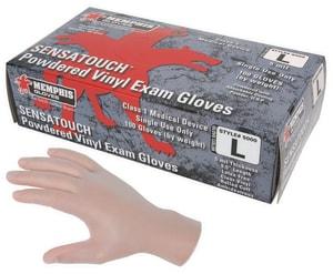 Memphis Glove SensaTouch™ Medium Powdered Glove M5000