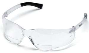 Crews BearKat® Safety Glass with Clear Lens CBKH20