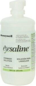Honeywell Eyesaline® 16 oz. Eyewash Refill Bottle H320004540000 at Pollardwater