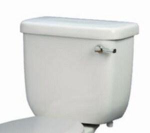 PROFLO® Jerritt Series 1.28 gpf Two Piece Toilet Tank in White PF5112RHEWH