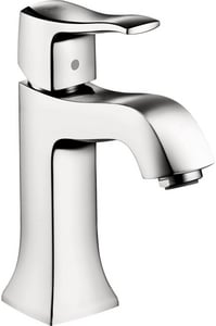 Hansgrohe Metris C 8-1/4 in. 1.2 gpm 1-Hole Lavatory Faucet with Single-Handle H31077