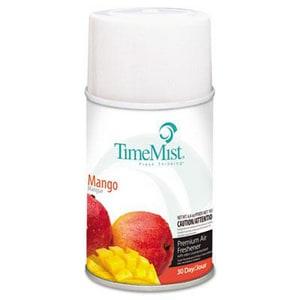 Timemist 6.6 oz. Native Mango Fragrance Premium Metered Air Freshener Refill TMS2960CA