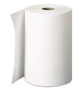 Kimberly Clark Scott® Hard Roll Towel in White (Case of 12) K02068 at Pollardwater