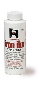 Hercules 20 oz. Iron Ike Powder in White Crystal H45400