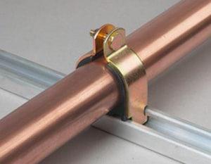 Hollaender Manufacturing 1-1/2 in. Press Speed Rail 90 Degree Elbow H3J