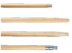 Lagasse Sweet 60 x 1 in. Metal Tipped Threaded Broom Handle BWK136 at Pollardwater