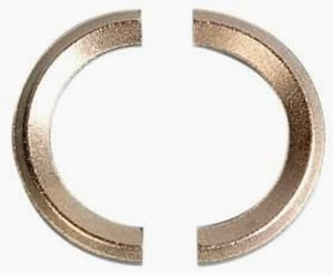 1/2 in. Split Ring 10 Pack OFGPRING500